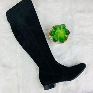 Paul Green Knee High Suede Boot Size US 6